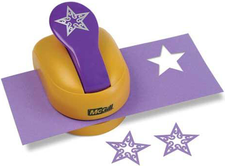 star paper punch